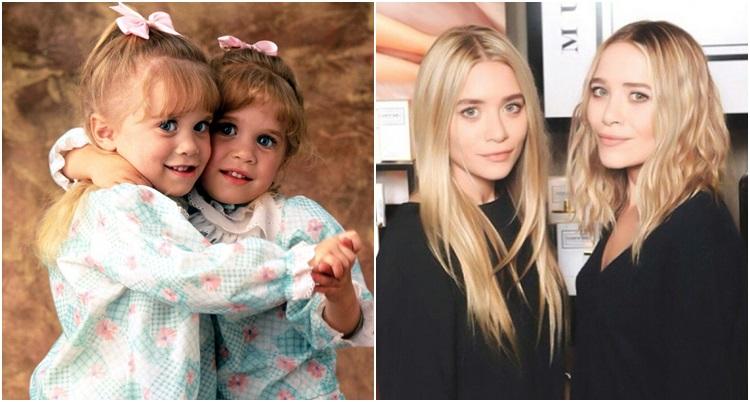 Gêmeas Olsen, de Full House