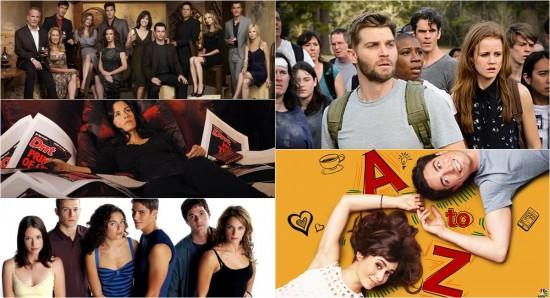 Algumas séries que foram canceladas