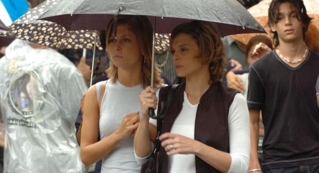 Crédito: João Miguel Júnior/TV Globo . Será que o amor de Jenifer e Eleonora sobrevive aos cortes?