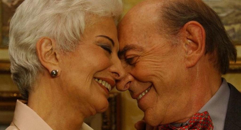 Era um prazer assistir à dobradinha de Raul Cortez e Gloria Menezes na novela