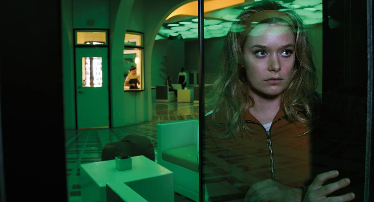 Personagem Syd (Rachel Keller) em Legion