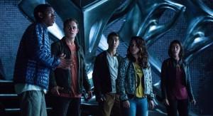 Novo elenco de Power Rangers