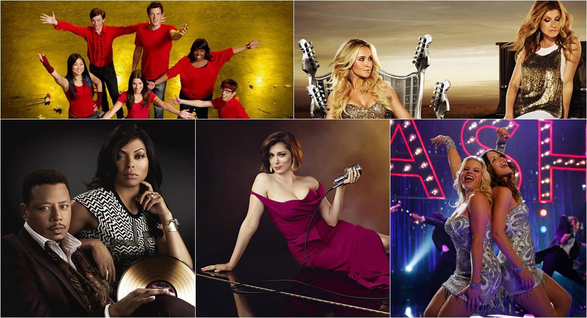 Séries musicais