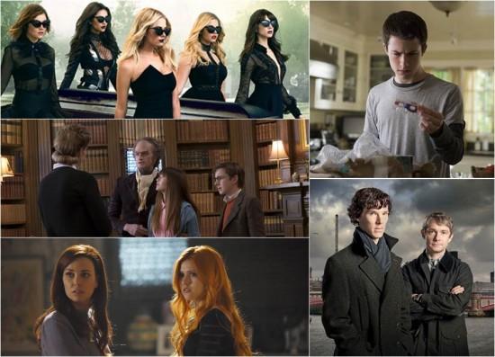 Séries de televisão que serão discutidas no Clube do Livro