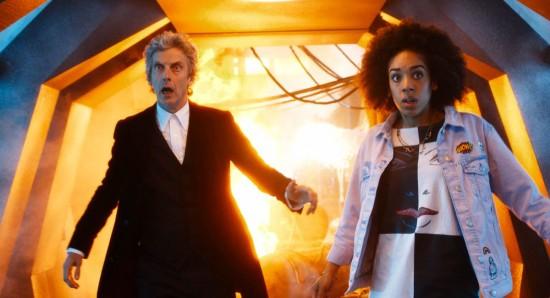 Décima temporada de Doctor who.