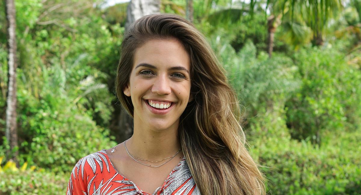Isabella Mota, participante da terceira temporada de Are you the one? Brasil
