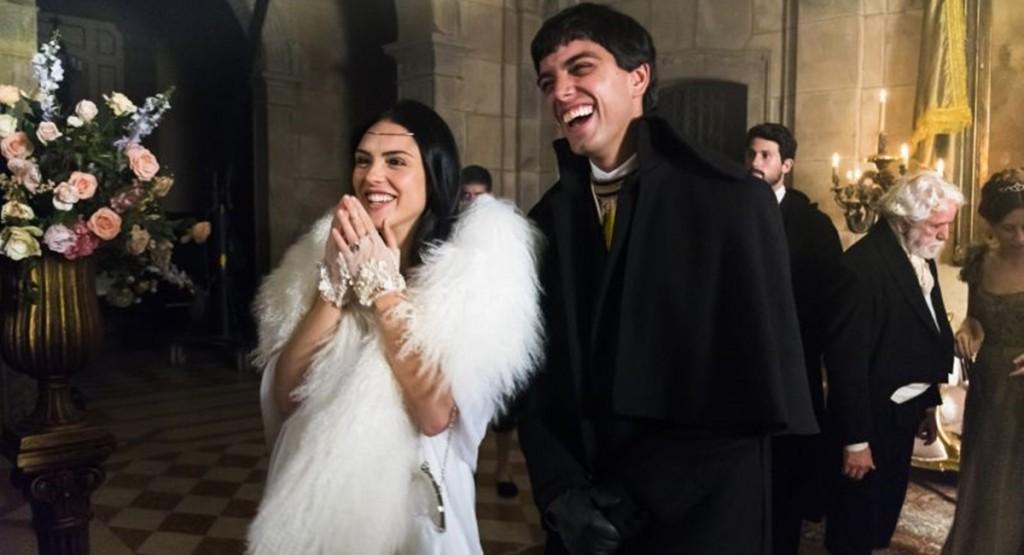 Cesar Alves/Divulgação.  Jovens atores dominam a trama de Novo Mundo