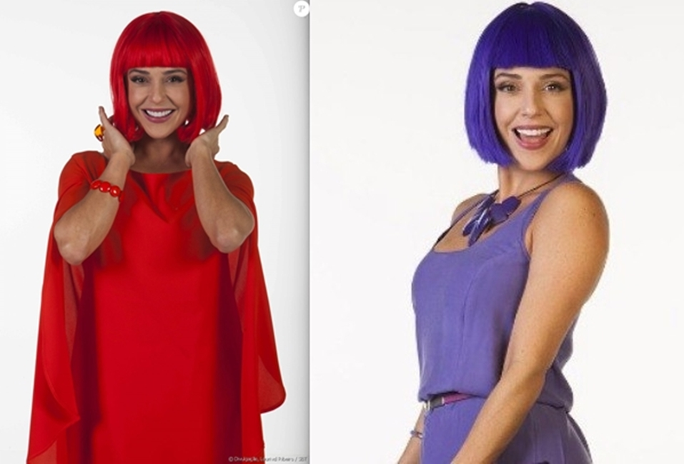 Priscila Sol: cada cor de peruca tem um efeito sobre mim