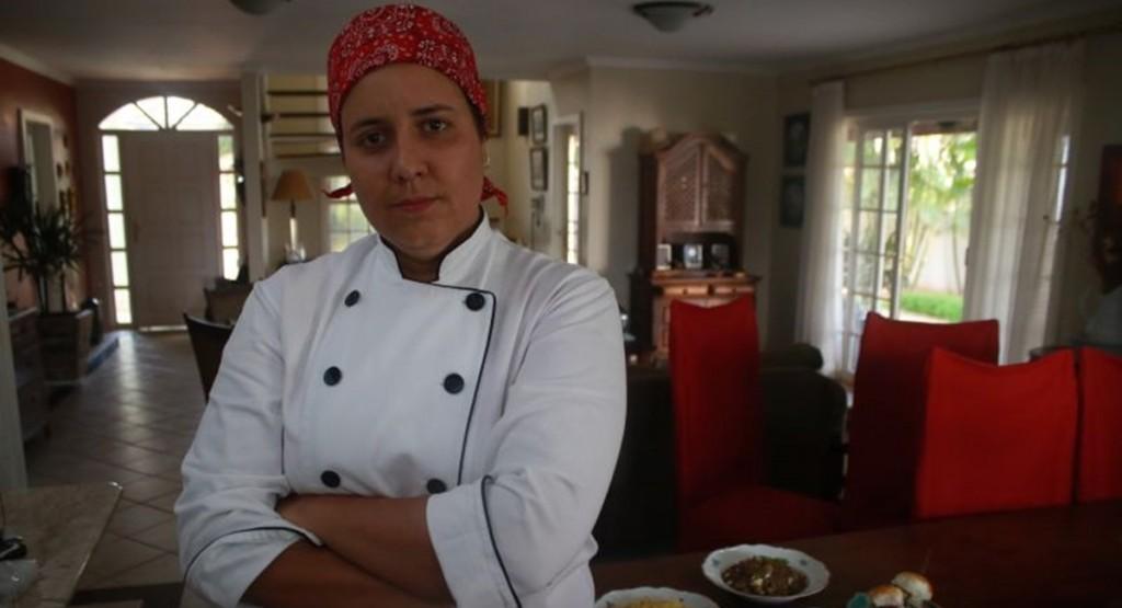 Cheff Raquel Amaral