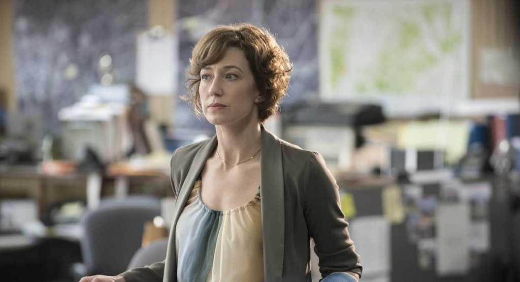 Carrie Coon como Nora Durst em The leftovers
