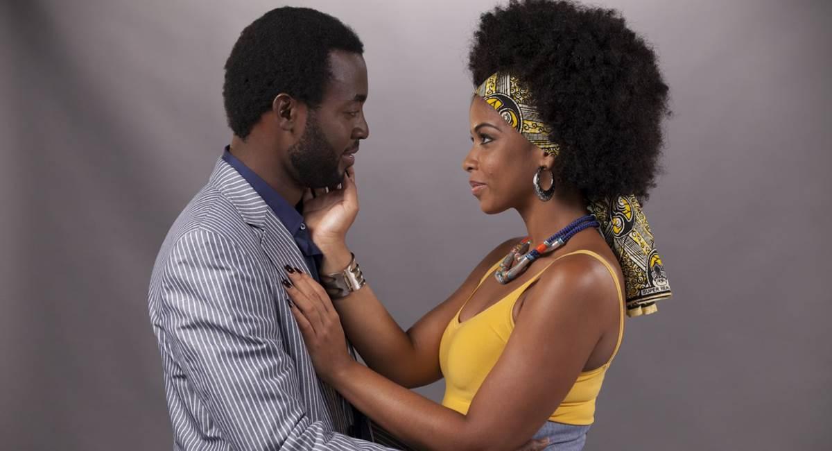 Joel e Djamila são o principal par romântico da novela Jikulumessu