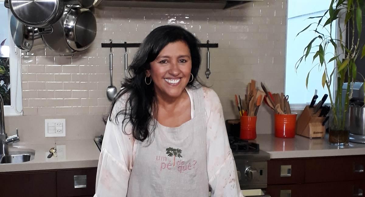 Regina Casé ensina, aprende e diverte no programa do Futura