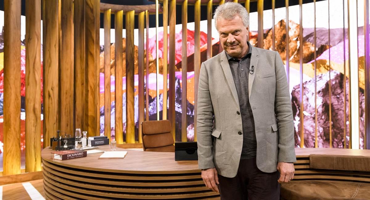 Pedro Bial define a nova atração como informal