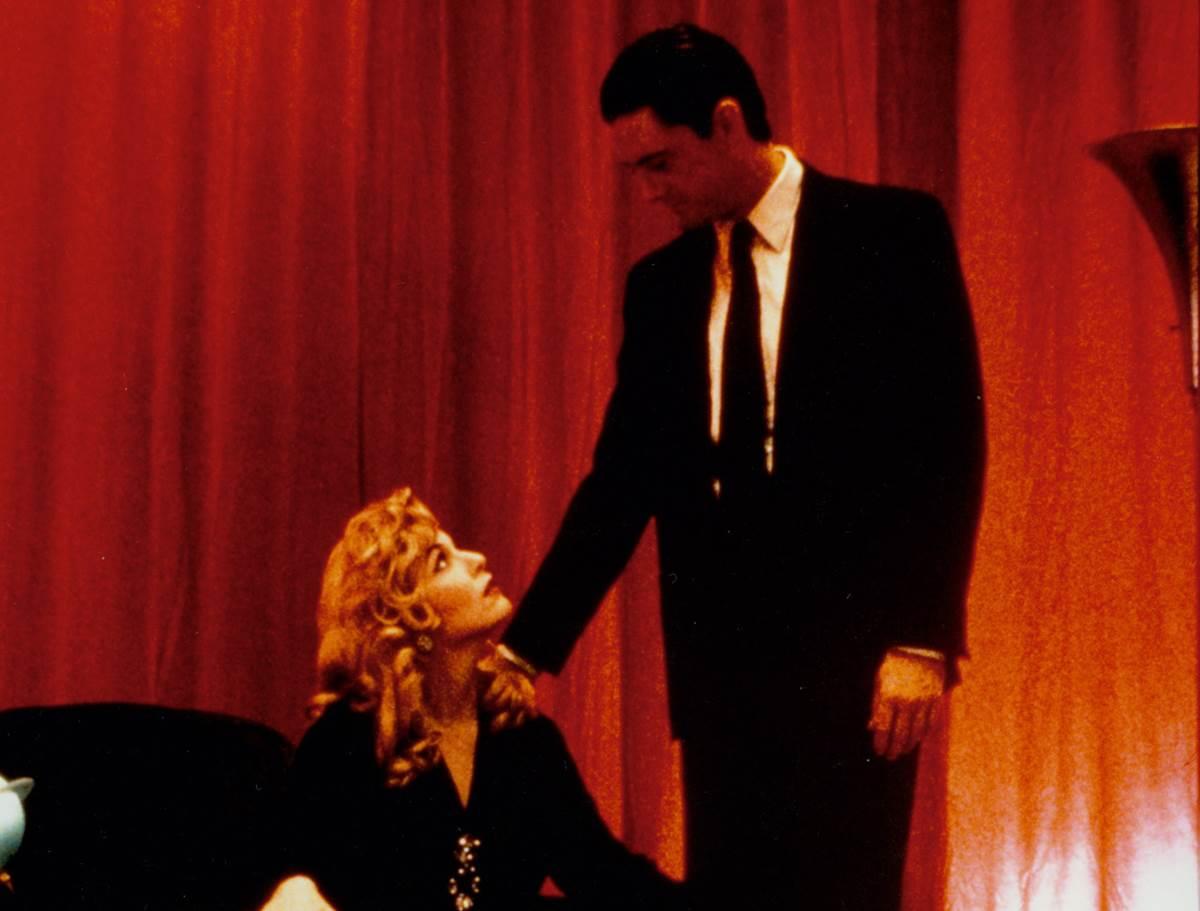 Twin Peaks tem  a marca registrada do diretor David Lynch