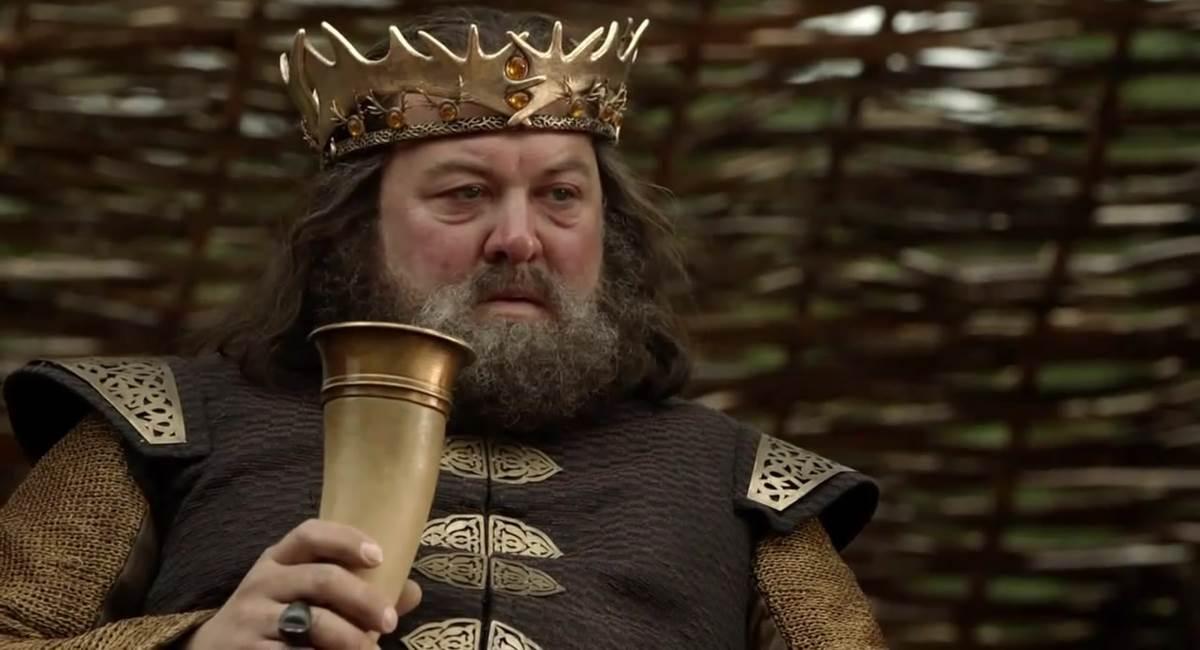 Robert Baratheon em Game of thrones