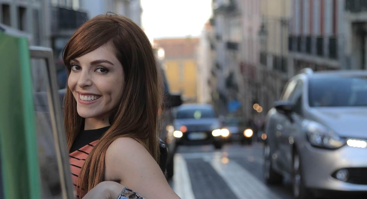 Titi Müller em foto da quarta temporada de Anota aí