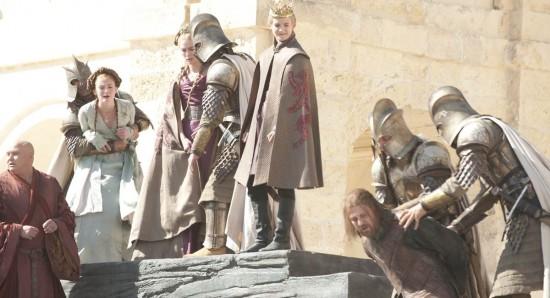 Primeira temporada de Game of thrones