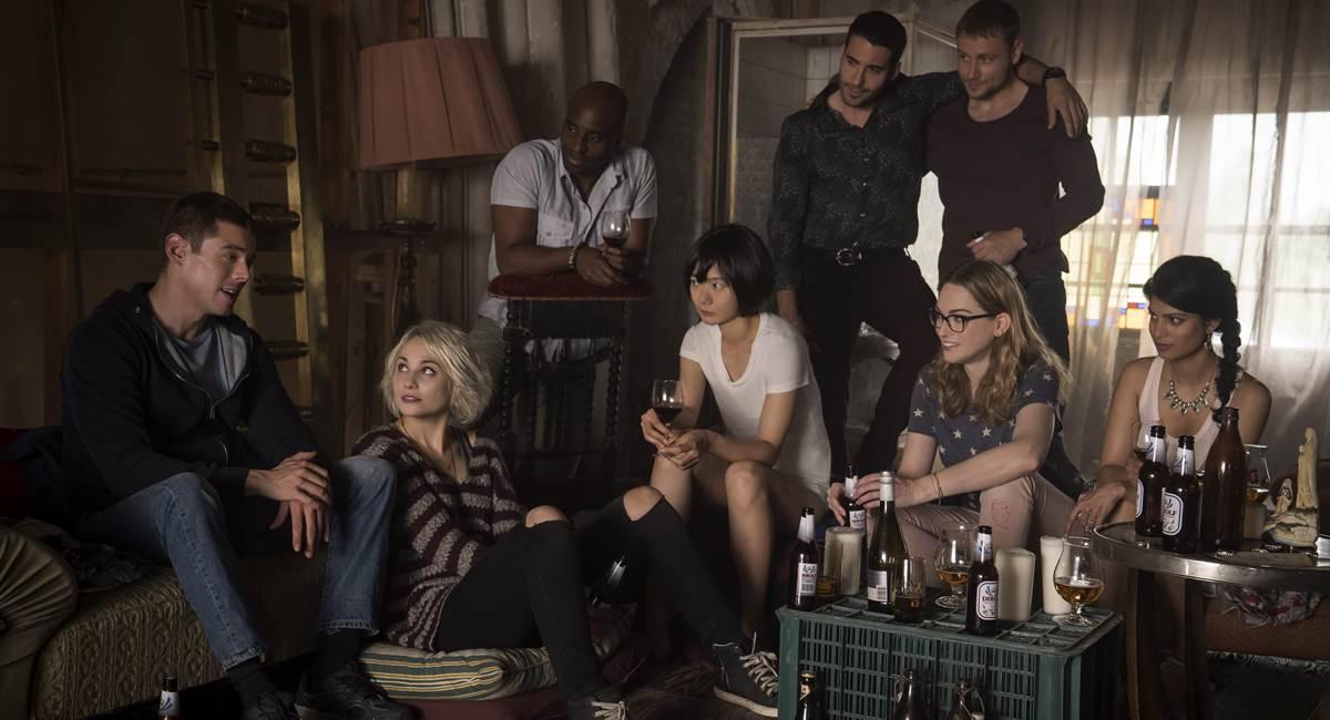 Sense8, uma das séries canceladas