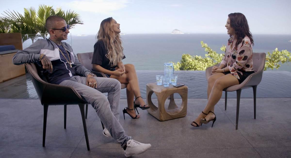 MC Guimê, Lexa e Fernanda Souza na segunda temporada de Vai Fernandinha