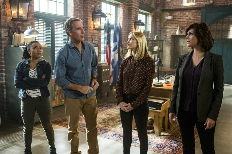 NCIS: New Orleans.