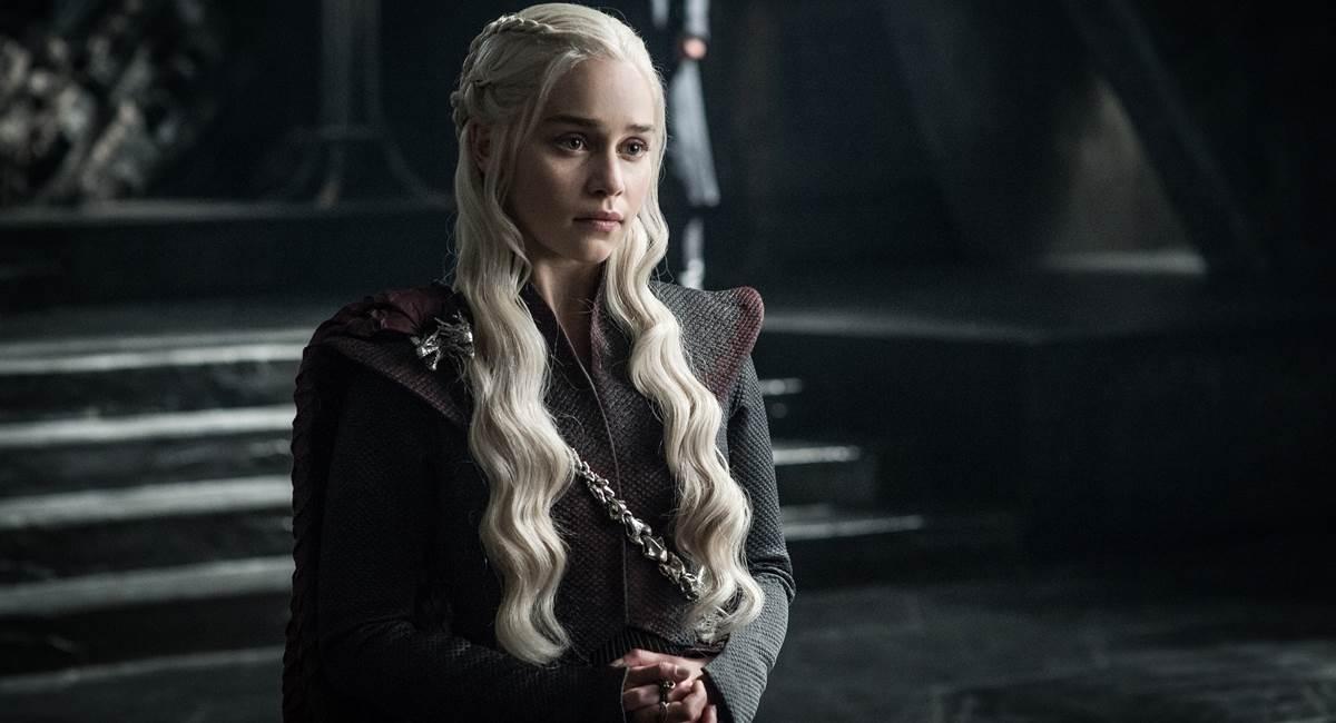 Cenas da sétima temporada de Game of Thrones.