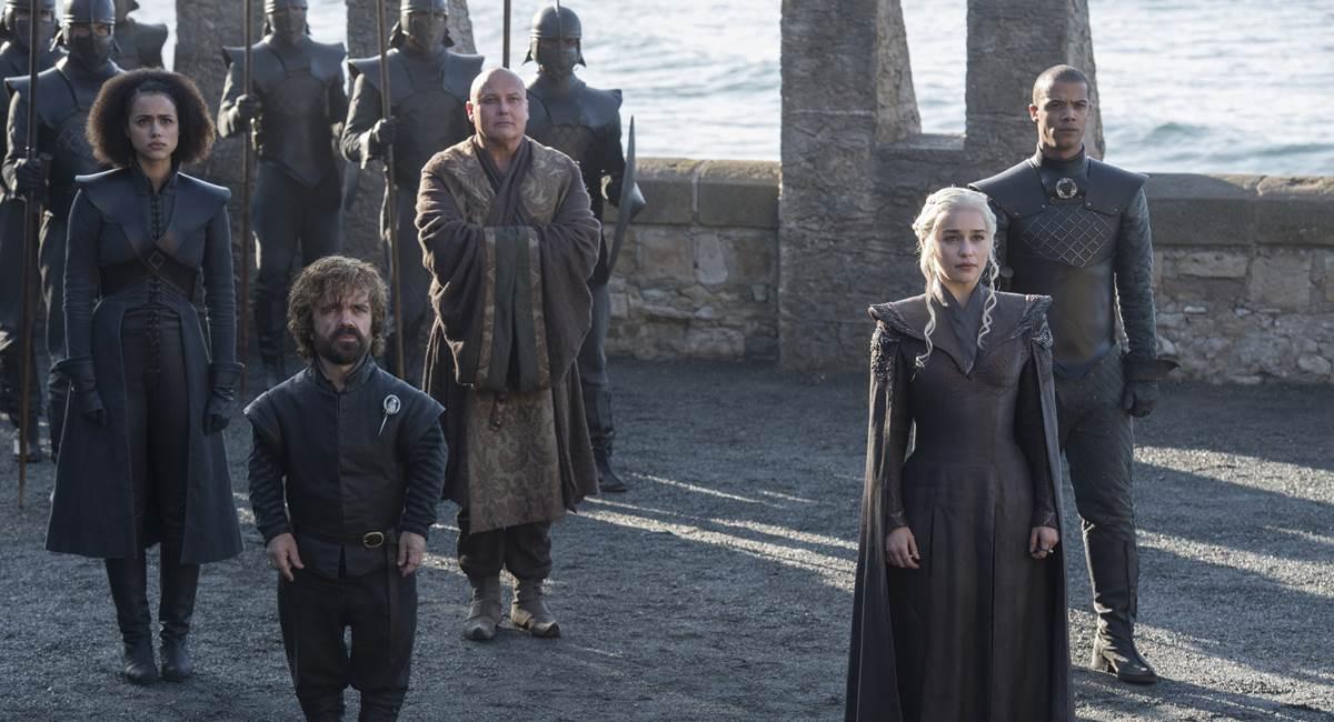 2017. Crédito: HBO/Divulgação. Cenas da sétima temporada de Game of Thrones.