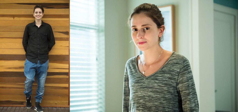 Carol Duarte  vem chamando a atenção como Ivana, estreia dela em novelas