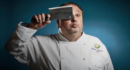 Erick Jacquin vê potencial na gastronomia brasileira: pode ser a número um.