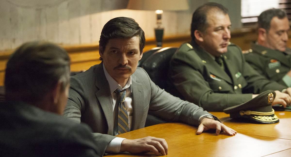 Pedro Pascal como Javier Peña em Narcos
