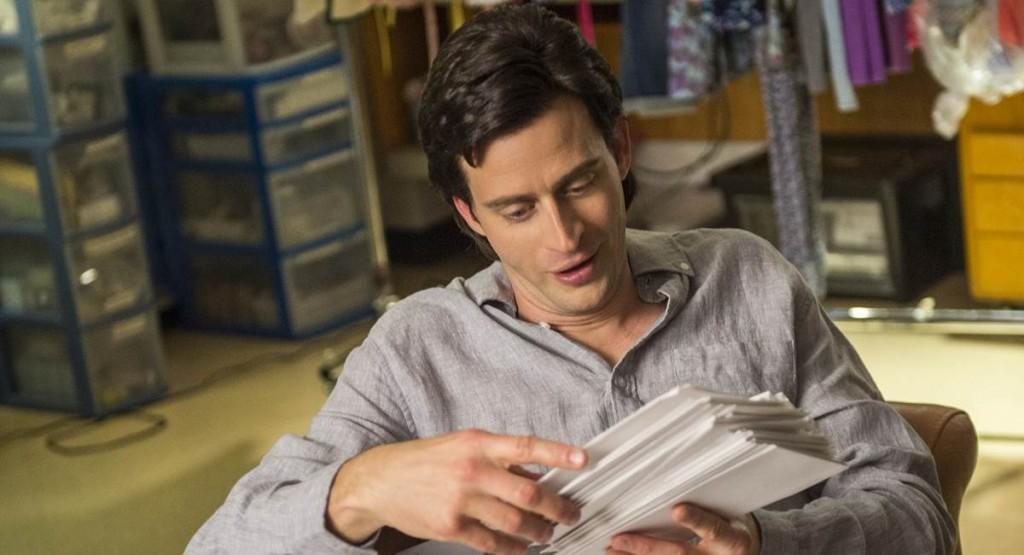 O sucesso de Três é demais levou os atores a receber cartas dos fãs