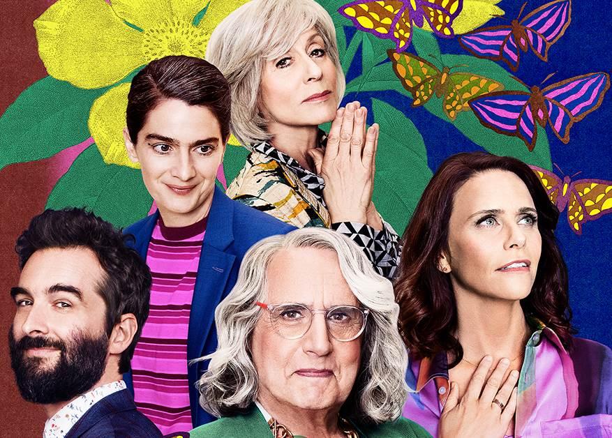 Imagem promocional da quarta temporada de Transparent