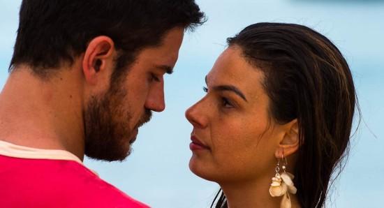 Marco Pigossi e Isis Valverde não decolaram como casal em A força do querer