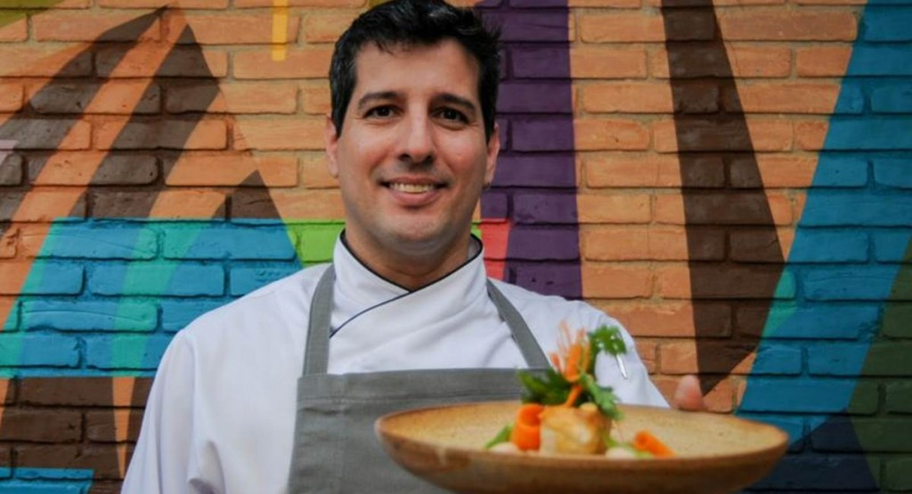 Chef André Castro