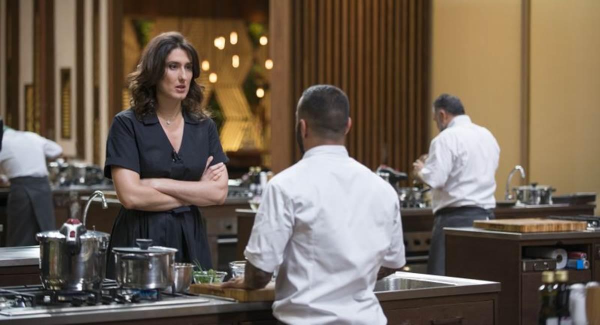Paola Carosella é um dos destaques do MasterChef Brasil.