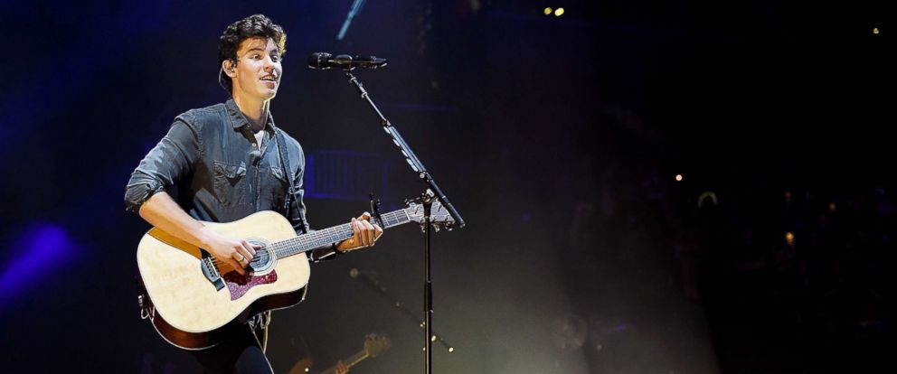 Shawn Mendes gravou Acústico MTV