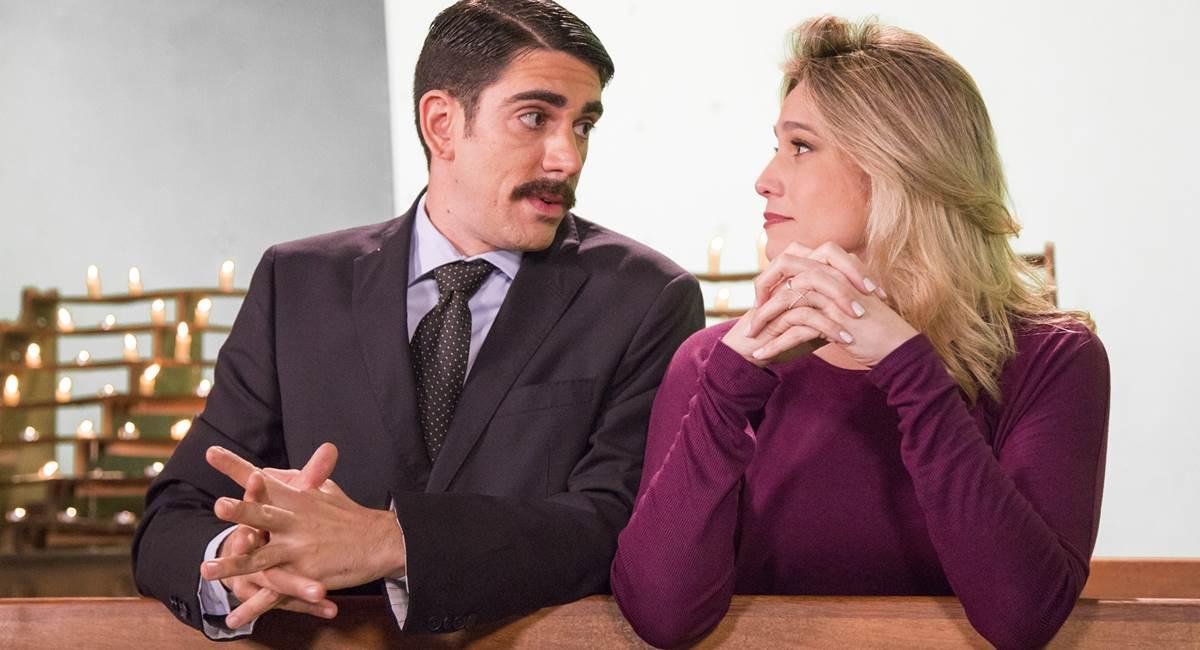 Marcelo Adnet e Fernanda Gentil brilham na estreia de ADnight Show