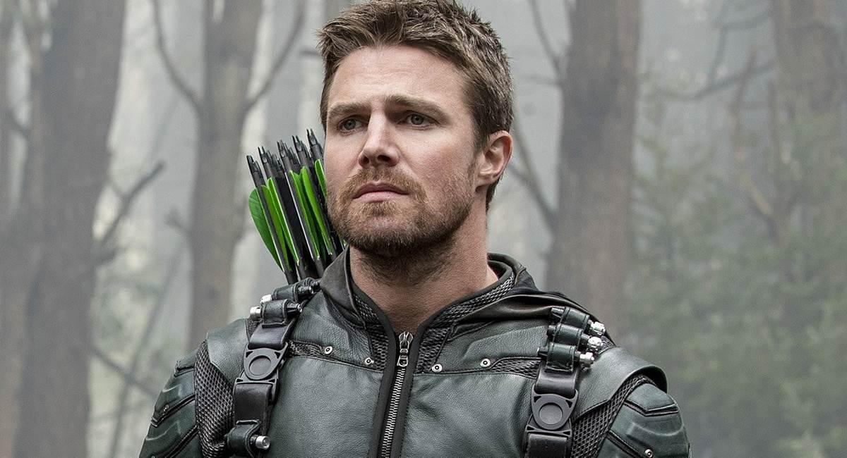 Séries de super-heróis: Arrow