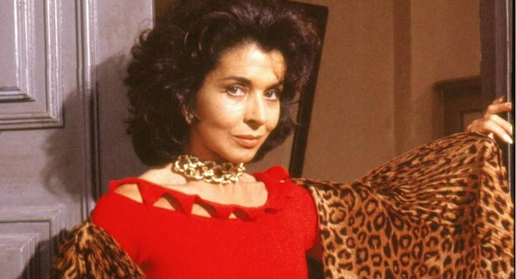 Betty Faria está em Tieta, novela que está sendo reprisada no Viva