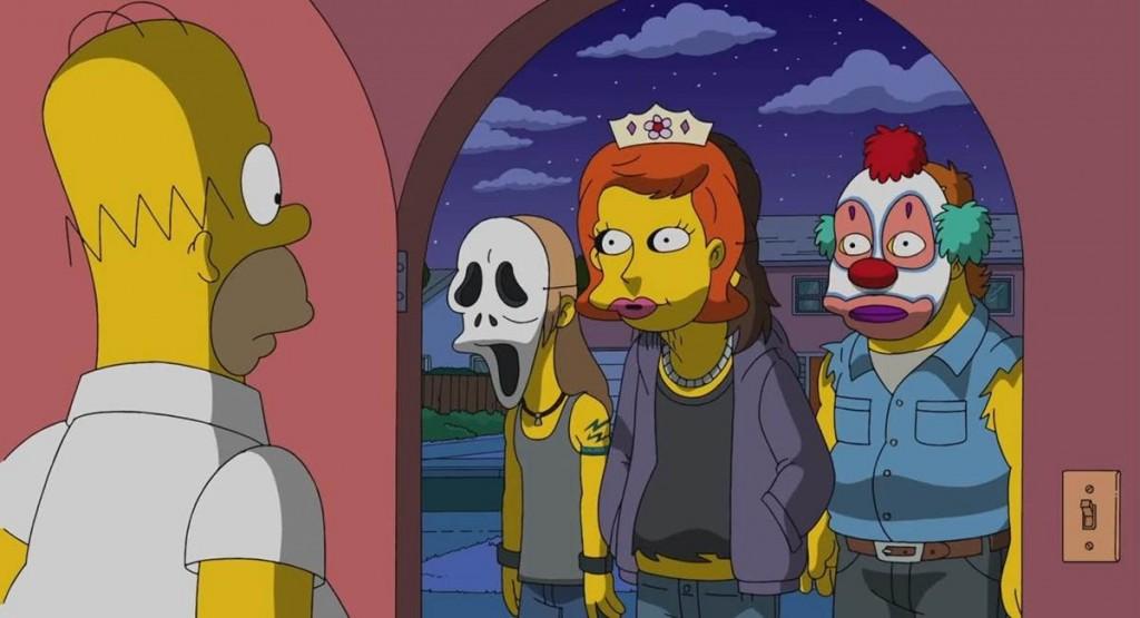 Os Simpsons tem dois episódios inspirados no Halloween