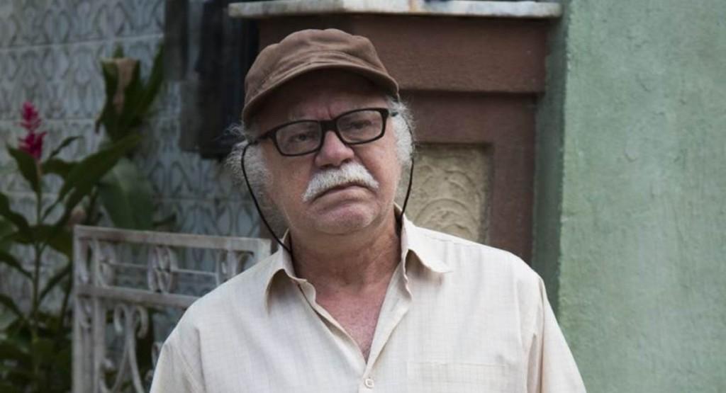 Crédito: Globo/Cesar Alves. Ator Tonico Pereira como Abel na novela A força do querer