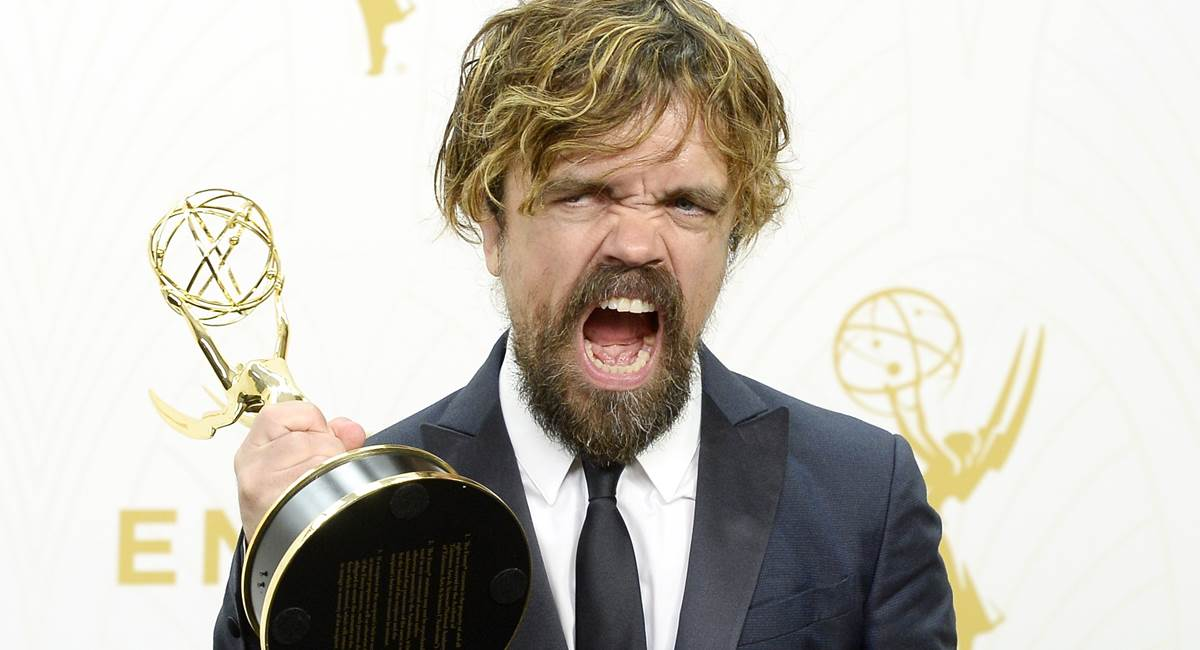 Ator Peter Dinklage de Game of thrones