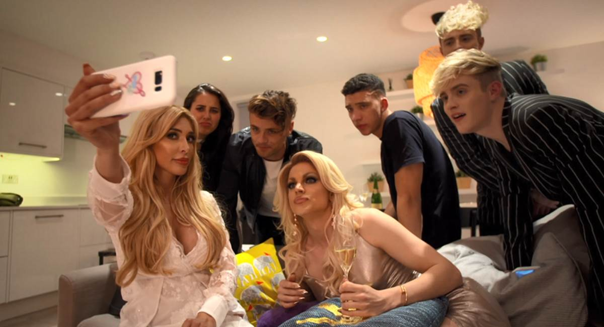 Elenco do reality Single AF: Solteiros e famosos