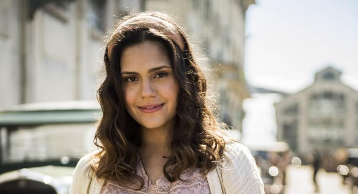 Jessika Alves estudou a década de 1920 para viver Helena em Tempo de amar