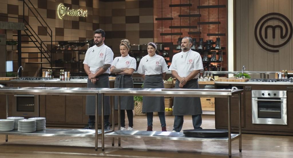 Pablo, Irina, Raissa e Fernando ainda estão no páreo pelo título do MasterChef Profissionais