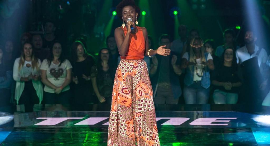 Nãnan Matos canta pelo time de Lulu Santos