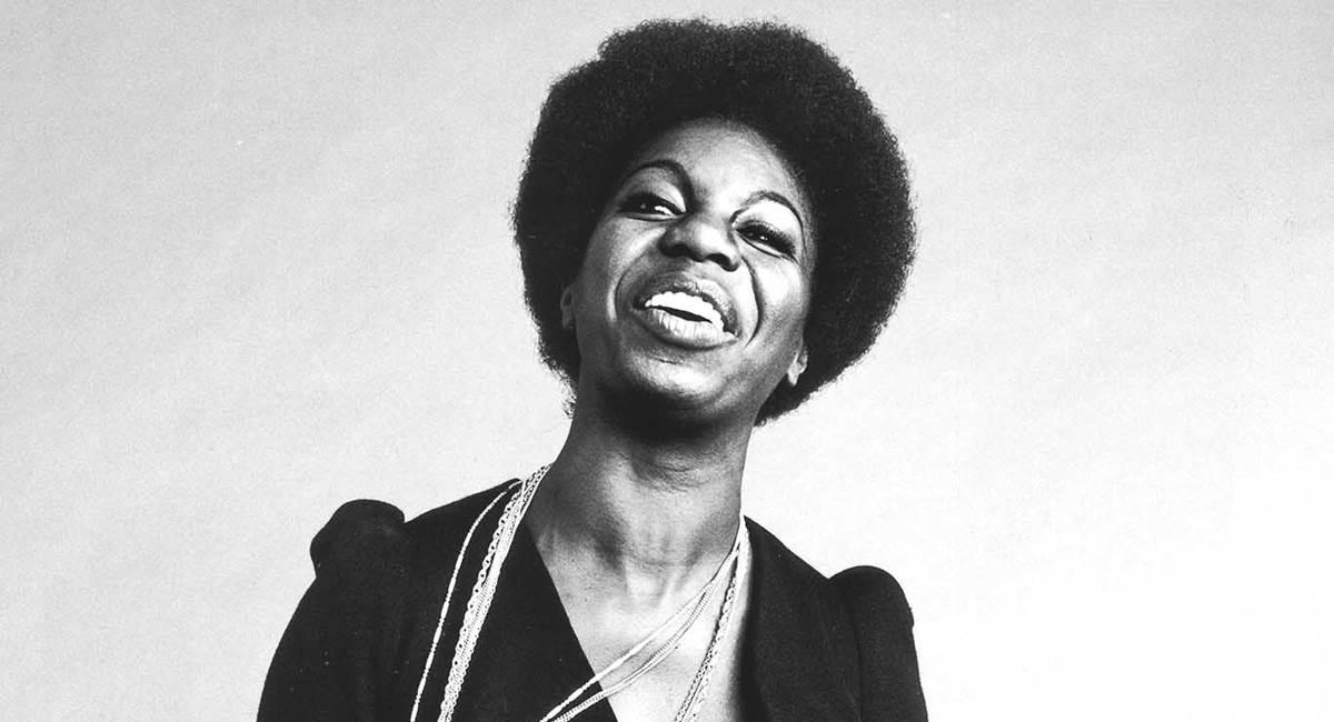 Cantora Nina Simone