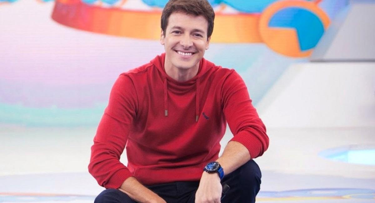 Rodrigo Faro faz sucesso como apresentador