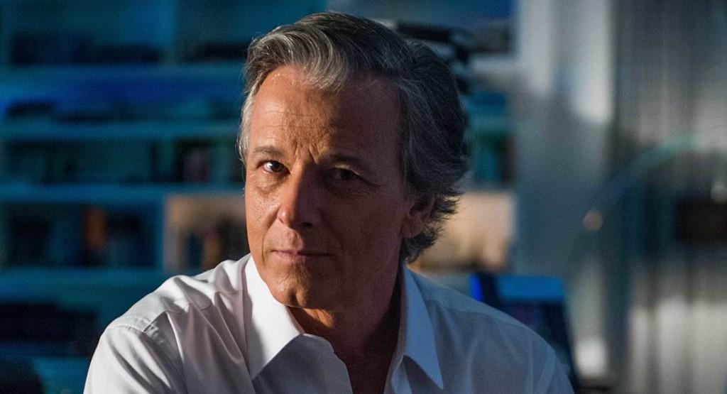 Marcello Novaes podia ser visto até semana passada como Renan em O outro lado do paraíso