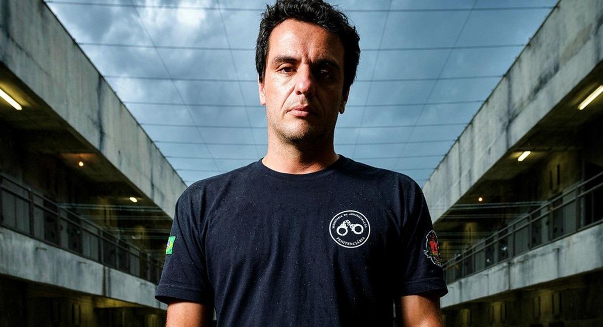 Carcereiros firma Rodrigo Lombardi como um dos atores mais versáteis da geração dele