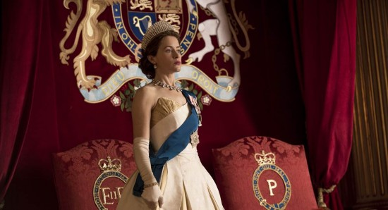 Cena da segunda temporada de The crown